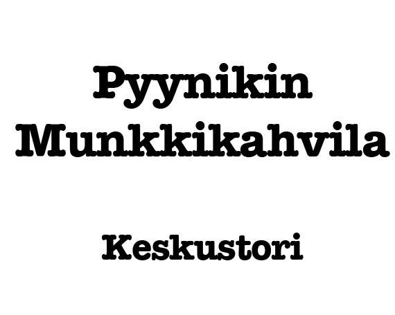 Pyynikin Munkkikahvila // Keskustori, Tampere