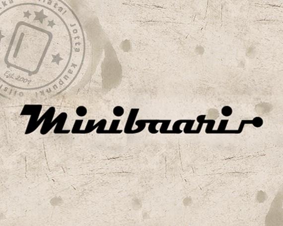 Minibaari // Tampere